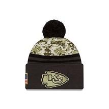 Era 2016 Men's Salute to Service Knit Hat One Size, Kansas City Chiefs - $53.52
