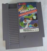 Nes Nintendo Dragon Power Bandai Video Game (1988) Cartridge Only - $7.74