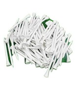 Wooden White Golf Tees, All Sizes Available - $4.95 - $29.95