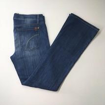 Joes Jeans Womens Sz 28 31x31 Provocateur Blue Jean Pant Pants Bootcut - $26.70