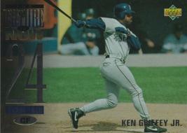 1994 Upper Deck #53 Ken Griffey Jr. FUT - $0.50