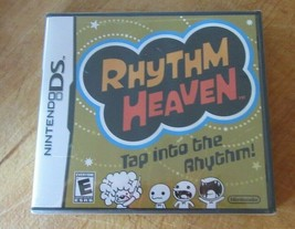 Rhythm Heaven (Nintendo DS, 2009) Brand new - $28.35