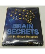 Brain Secrets With Dr. Michael Merzenich (7-DVDs, New, 2018, Inky Dinky ... - $93.10