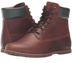 Women's Shoe Timberland Joslyn 6 In Brown Wheat Nubuck A19GP231 NEW SIZE 10 - $99.00