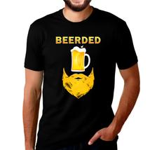 Beard Shirt Premium Drinking Shirt Beard Shirts for Men Funny Beer Drink... - $14.99+