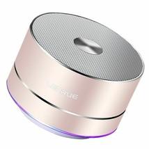 Portable Wireless Mini Bluetooth Speaker Stereo Led Built Mic Column Lou... - $45.45 CAD