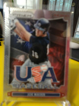 Joe Mauer 2013 Panini P Rizm Usa Baseball #USA2 (National Team) - $5.12