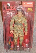 2000 21st Century Toys Villains Mercenary Villain 12 inch Figure With Pa... - $74.99