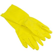 Quickie Lined Latex Gloves, Large - $7.87