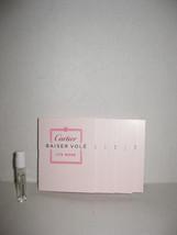 6 x Baiser Vole Lys Rose by Cartier 1.5ml EDT Women Spray Sample Vial image 2