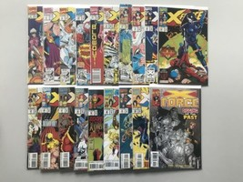 Lot of 19 X-Force (1991 1st Series) from #1-34 96 VF Very Fine - $41.58