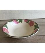 "Franciscan Desert Rose 8"" Serving Bowl Hand Decorated New Modern - $39.59"