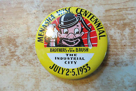 Menasha Wi,Centeninial Brothers Of The Spazzola,The Industriale Città 1953 - $17.79