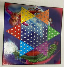 Tiddley Winks And Chinese Checkers Board Games Cardinal 2006  - $12.65