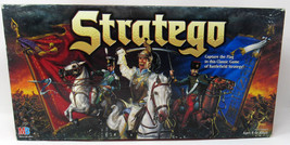 Vintage Stratego Board Game by Milton Bradley - 1996 Ed - Complete  - $20.78