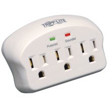 Tripp Lite SK3-0 Direct Plug-in 3-Outlet Surge Protector - $24.36