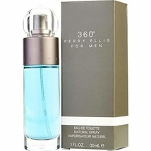 perry ellis 360 by Perry Ellis Eau De Toilette Spray 1 oz - $15.24