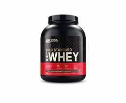 5 Pound Optimum Nutrition Gold Standard 100% Whey Protein Powder, Double Rich Ch - $16.99+