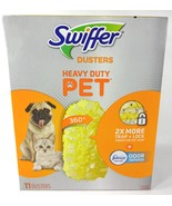 Swiffer 360 Dusters Heavy Duty Pet Refills, Febreze Odor Defense (11 Dus... - $24.79