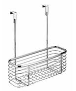 InterDesign Axis Over the Cabinet Kitchen Storage Organizer Basket for A... - $18.97