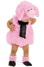 Princess Paradise Onduladas Cerdita Animales Bebés Infantes Disfraz Halloween - $47.44
