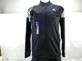Adidas Youth Separates Training Track Jacket Black Size L (14/16) - $12.73