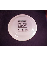 Fire In The Sky Movie Promotional Humprey Flyer, Frisbee Type Flying Disc - $8.95