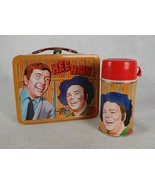 Vintage 1970 Metal Hee Haw Lunchbox with Thermos - $247.49