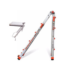 Little Giant Ladder Systems 22 Ft Aluminum Ladder w/ 375 LB Rated Work P... - $234.99