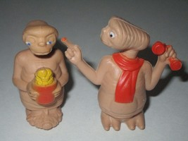 LJN 1982 E.T. the Extra-Terrestrial Movie Loose Action Figures - $8.54