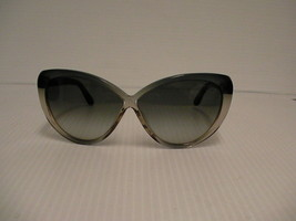 Authentique Tom Ford Lunettes Madison Tf 253 20B 63/10 135 Chat Eye Neuf - $197.95