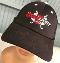Coors Light Beer Golf Stretch One Size Baseball Cap Hat - $17.34