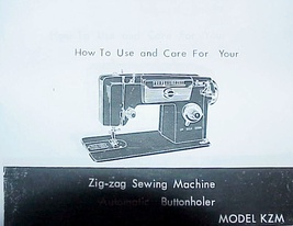 Singer Class 99 /& 99K Sewing Machines Instruction Manual Reprint Comb Bound