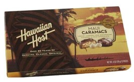Hawaiian Host Maui Caramacs  (6 Oz) Lot Of 5 Boxes - $87.12