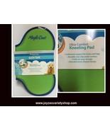 "Magic Coat Dog Bath Kneeling Pad Cushion 18"" x 16"" Green & Blue - $8.99"
