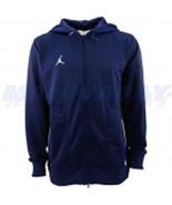 Nike Jumpman Jordan Basketball Jacket Navy Blue Large - $45.00