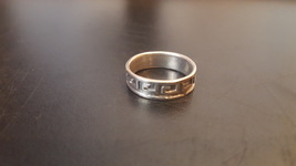 Vintage Sterling Silver Native American Ring - $20.00