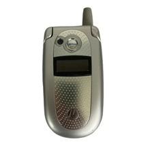 Vintage Motorola Cingular Cell Phone Flip Phone No Battery PARTS REPAIR - $14.50