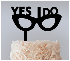Wedding,Cake topper,Cupcake topper, marry me - yes i do Package : 11 pcs - $20.00