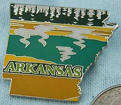 ARKANSAS State Collectible Pin - Willabee & Ward - Collect all States yo... - $12.38