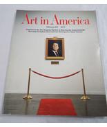 Art In America Back Issue Magazine February 1988 Regan Cover - $16.74