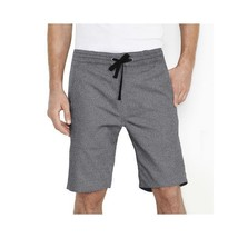 Levi's Pull-On Fleece Shorts New Size S Msrp $50.00 Grey Marled - $21.99