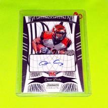 Nfl Quinn Cosby Cincinnati Bengals Autographed 2009 Bowman Sterling Rc Mnt - $2.42