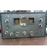 Hammarlund HQ129X Receiver Ham Radio - $227.41
