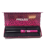 Proliss Pink Leopard 25mm Tapered Twister Curling Iron Wand for Perfect ... - $43.56