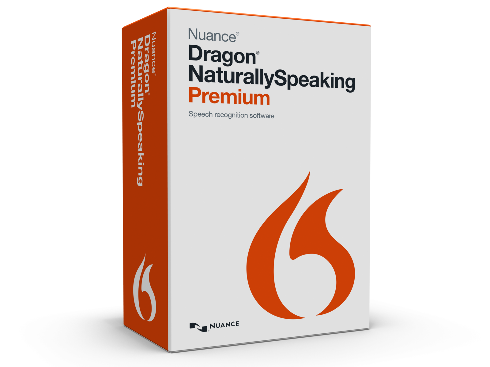 Nuance Dragon Naturally Speaking Premium V13 Download (No CD - English)