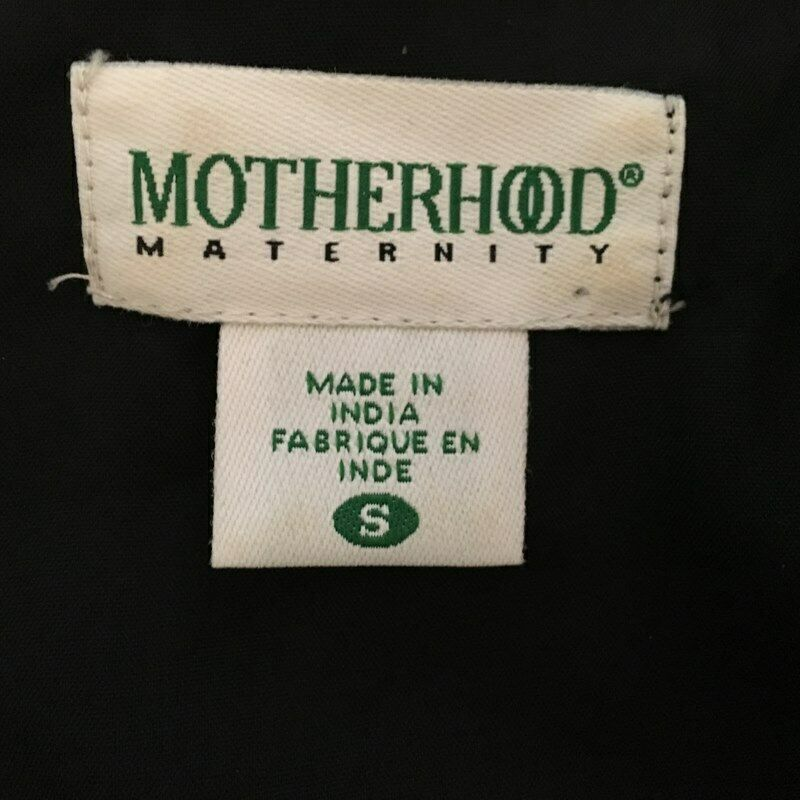 Motherhood Maternity Women's Dress Size Small Black Cocktail Maxi image 5