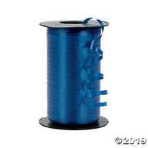 Royal Blue Curling Ribbon (1 roll) by Fun Express - $6.24