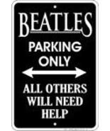 Beatles parking sign 811 thumbtall