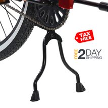 Sturdy Double Leg Balance Kickstand Stand Mount for Motor Bicycle Bike 26 - $32.10